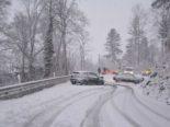 Kanton Solothurn - Heute morgen ereigneten sich 14 Verkehrsunfälle