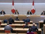 Corona-Massnahmen Schweiz: Das hat der Bundesrat entschieden