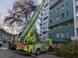 Zürich: Brand im Kreis 5