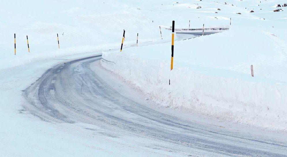 Kanton Obwalden: Meldungen zum Driften auf schneebedeckten Strassen