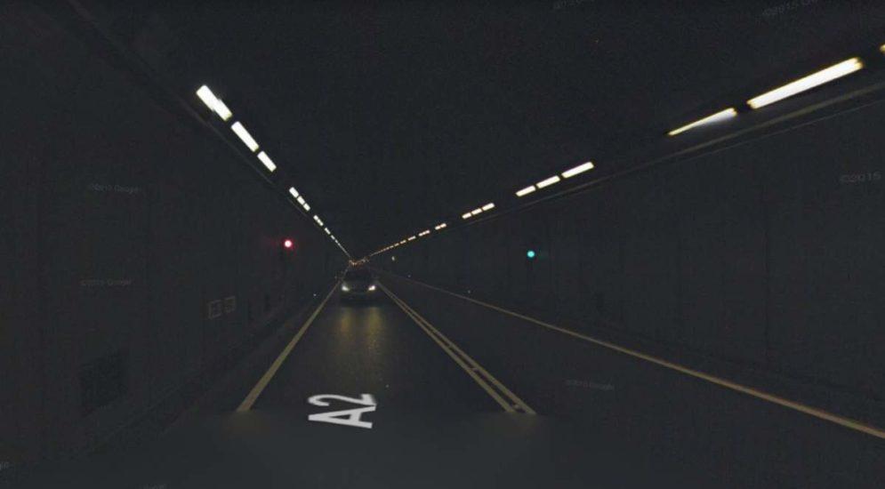 Göschenen: Lkw-Geisterfahrer im Gotthardtunnel