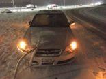 Unfall Näfels GL - 22-Jähriger verliert Kontrolle über Auto