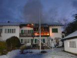 Trimbach: Wintergarten-Brand