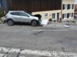 Nuglar-St. Pantaleon SO - Unfall löst Stromausfall aus