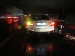 Glarus Nord - Mehrere Unfälle mit Sachschaden
