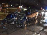 Unfall in Egerkingen fordert drei Verletzte