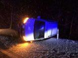 angetrunken unfall in schnottwil verursacht