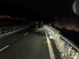 Chur GR - Nach Unfall betrunken weitergefahren