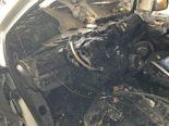 Kreuzlingen TG: Autobrand in Tiefgarage