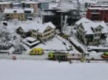 Bubikon ZH - 16 Bewohner bei Hausbrand evakuiert