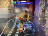 Bahnhof Bern: Mehrere Hundert Liter Flüssigkeit in der Christoffelunterführung
