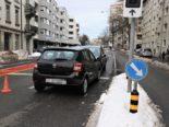 St.Gallen: Lenker muss nach Unfall reanimiert werden