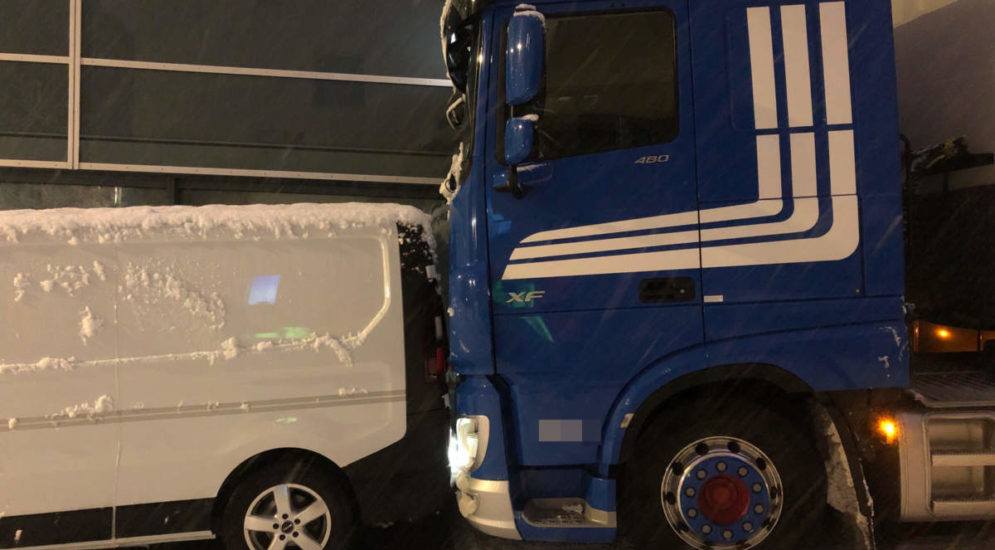 Aktuelle Verkehrssituation in der Stadt St.Gallen