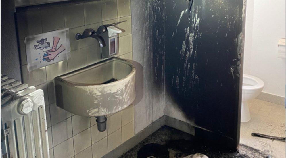 Rheinfelden AG: Schulhausbrand - Schüler (13) gibt Brandstiftung zu
