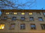 St.Gallen: Frau von Dachlawine erfasst