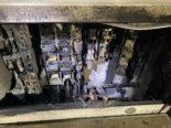Alte Feuerwehrkaserne Victoria Bern: Elektroverteilkasten in Brand geraten