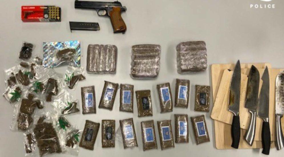 Kanton Freiburg: Drogenring zerschlagen - 20 Festnahmen