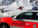 Bergunglück Klosters Serneus: Lawinenunfall fordert Todesopfer