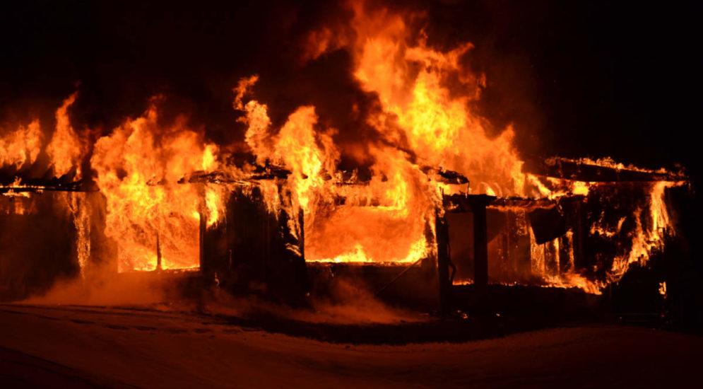 Hildisrieden LU: Brand im Golfclub - Detektive haben Ermittlungen aufgenommen