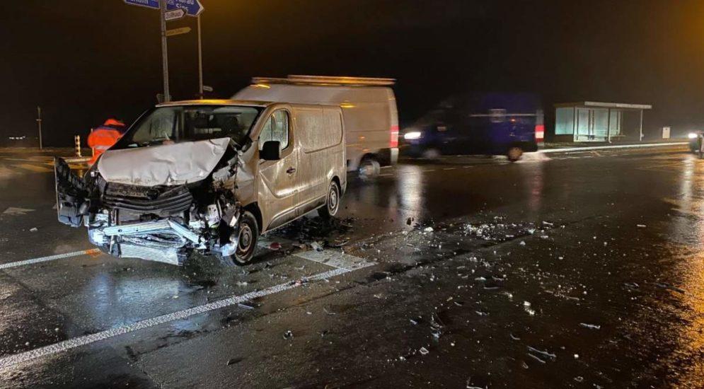 Unfall in Hünenberg und Menzingen ZG - Zwei Verletzte