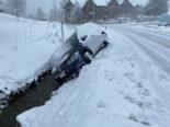 Kanton Zug ZG - Neun Unfälle und umgestürzte Bäume