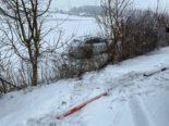 Schneefall im Kanton Zug: Vier Unfälle und Verkehrsbehinderungen