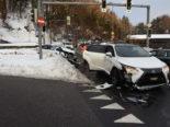 Unfall Neuhaus SG: Hatten beide Lenker grün?