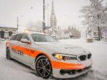Rutschige Strassen in der Stadt St.Gallen: Die aktuelle Verkehrssituation