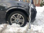 St.Gallen SG - Drei erheblich beschädigte Autos - wer weiss etwas?