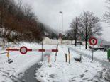 Aktuelle Lage im Kanton Uri: Strassen wegen Lawinengefahr gesperrt