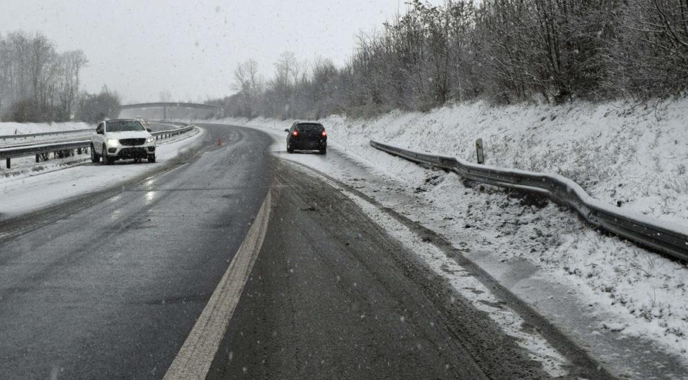 Unfall auf Autobahn A2, Schenkon LU: Drogenschnelltest positiv