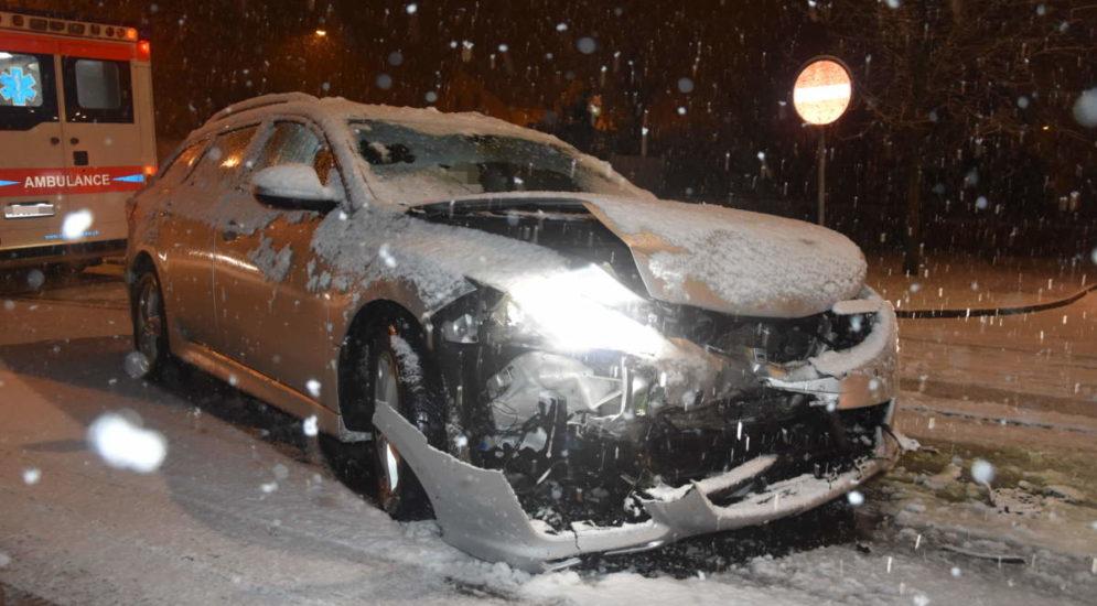 Kanton St.Gallen: Über ein Dutzend Unfälle