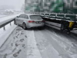 Unfall Oberbüren SG: Alkoholisierter Autofahrer kracht in Sattelschlepper