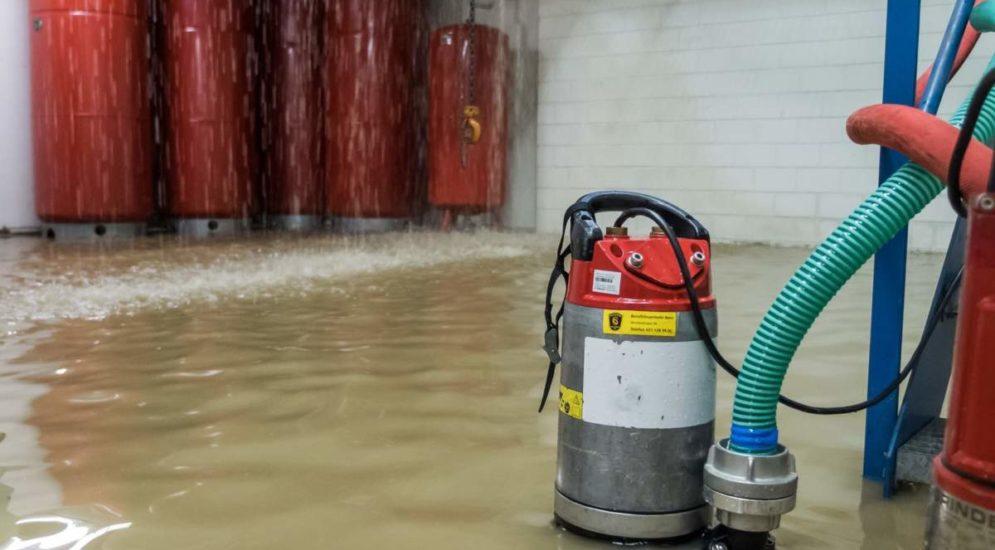 Bethlehem BE: Mehrstündiger Feuerwehreinsatz wegen Wasserleitungsbruch