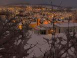 Winterthur ZH: Weitere Schneefälle erwartet