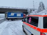 Steinhausen ZG: Autobahneinfahrt Richtung Baar gesperrt