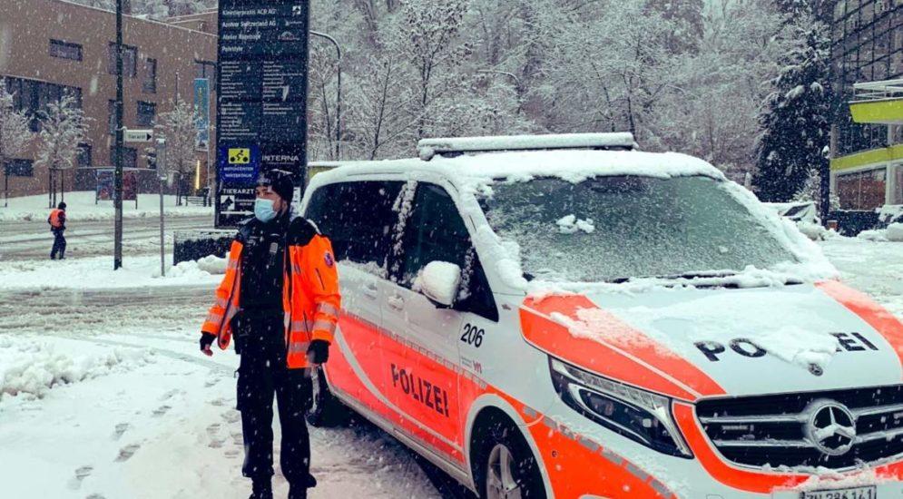 Mehrere Unfälle in Winterthur: Steigstrasse gesperrt