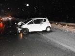 Kanton St.Gallen: Unzählige Verkehrsunfälle - Einige Strassen bleiben gesperrt
