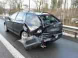Ebikon LU: Stau auf A14 wegen zwei Unfällen