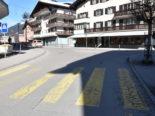 Unfall Klosters GR: Zwei Fussgängerinnen angefahren