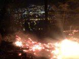 Brände in Reichenburg und Näfels
