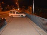 Unfall Bettlach SO: Mit entwendetem Auto Crash gebaut und geflüchtet