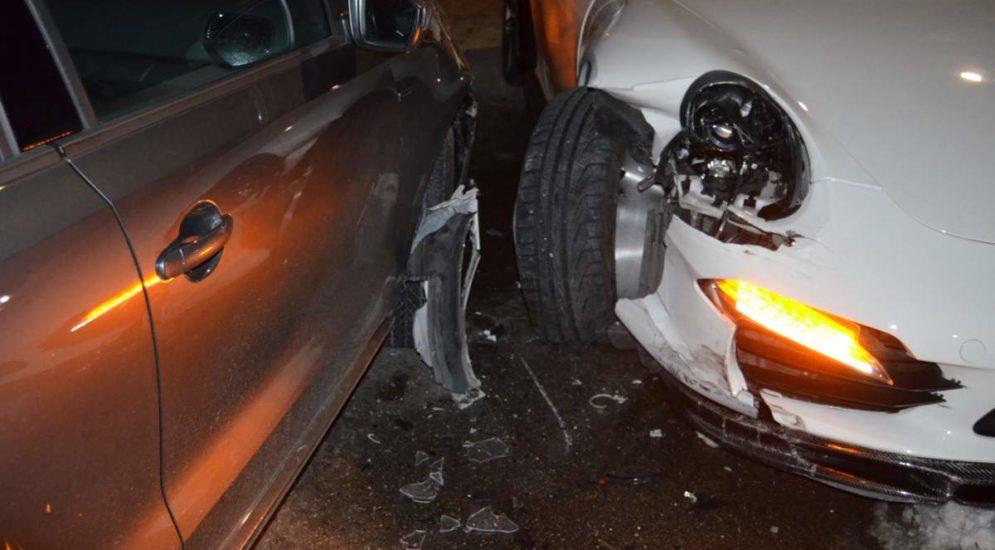 Lutzenberg AR: Unfall nach Abbiegemanöver