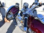 Unfall in Chur - Autolenker fährt Motorradfahrerin an