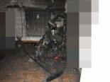 Oberentfelden AG: E-Scooter Akku im Keller entbrannt