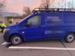 Hunzenschwil: Unfall wegen vereister Scheibe