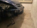 Rombach AG: Junglenker baut Unfall und flüchtet