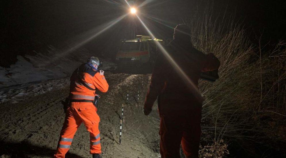 Unfall Steg im Tösstal: Landwirt mit Traktor tödlich verunglückt