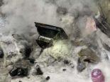 Meisterschwanden: Brand wegen Kerze