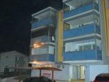 Brand in Ruswil LU: Mehrfamilienhaus evakuiert